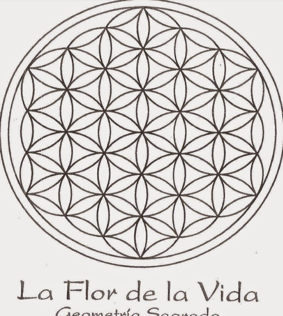 Reiki: Mandala de la Flor de la Vida