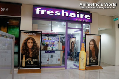 Freshaire Salon at Market! Market!