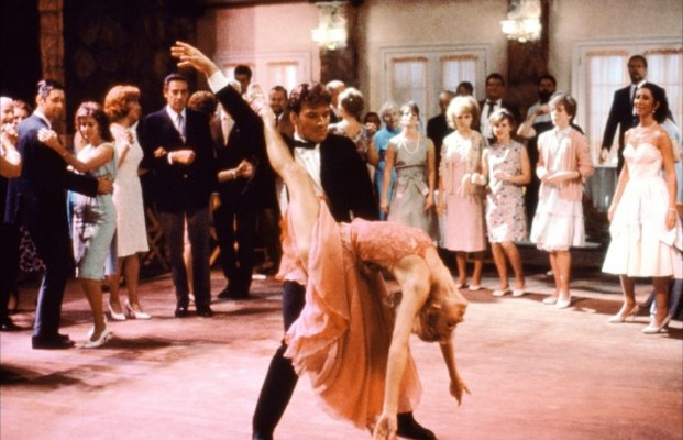 Image result for dirty dancing johnny and penny