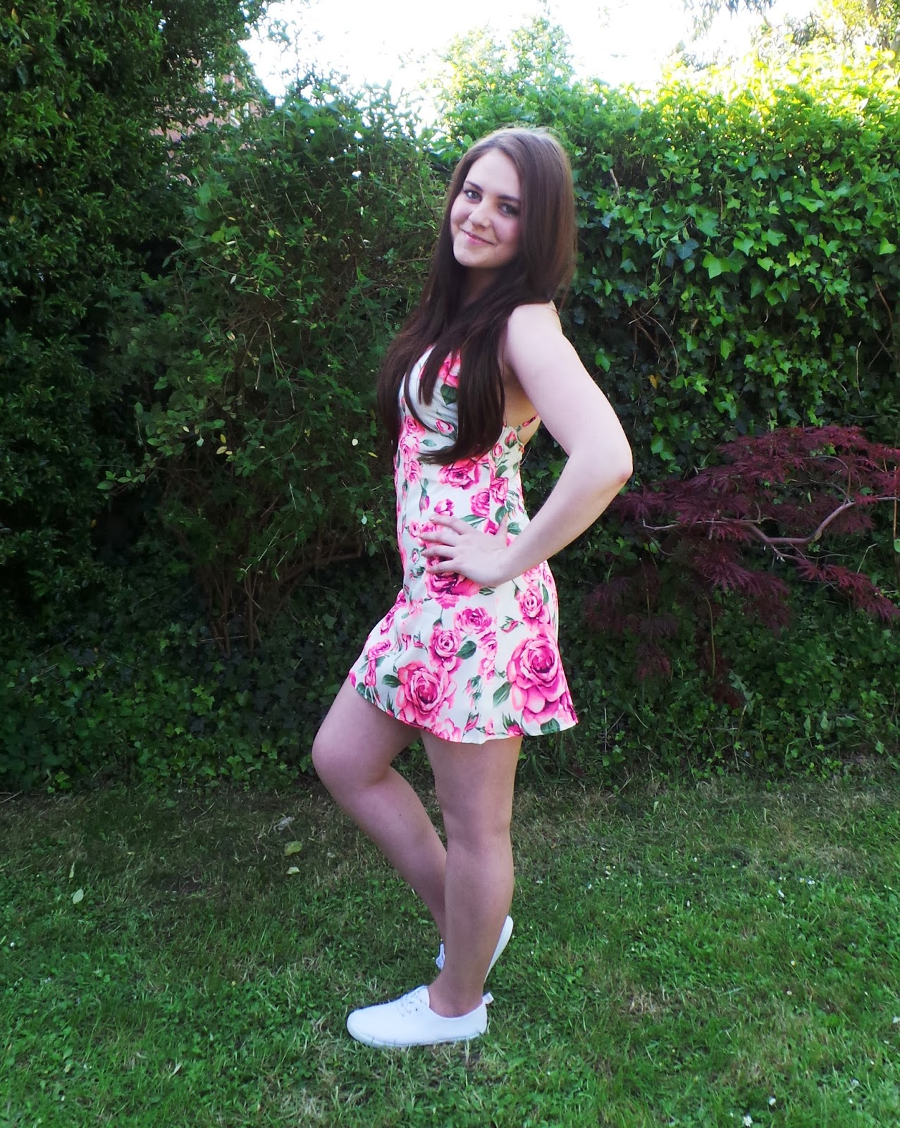 Lauras All Made Up Uk Beauty Fashion Lifestyle Blog Summery Ootd Ft Fashion Union