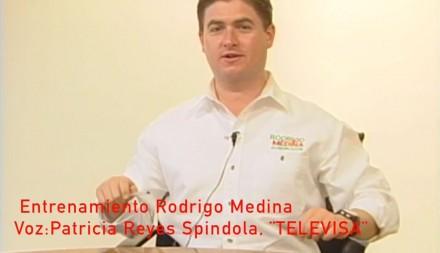 VIDEO EXHIBE A MANDATARIO PRIISTA  EN CLASES DE ACTUACIÓN EN TELEVISA