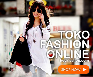 Reklame Penjualan Pakaian Online