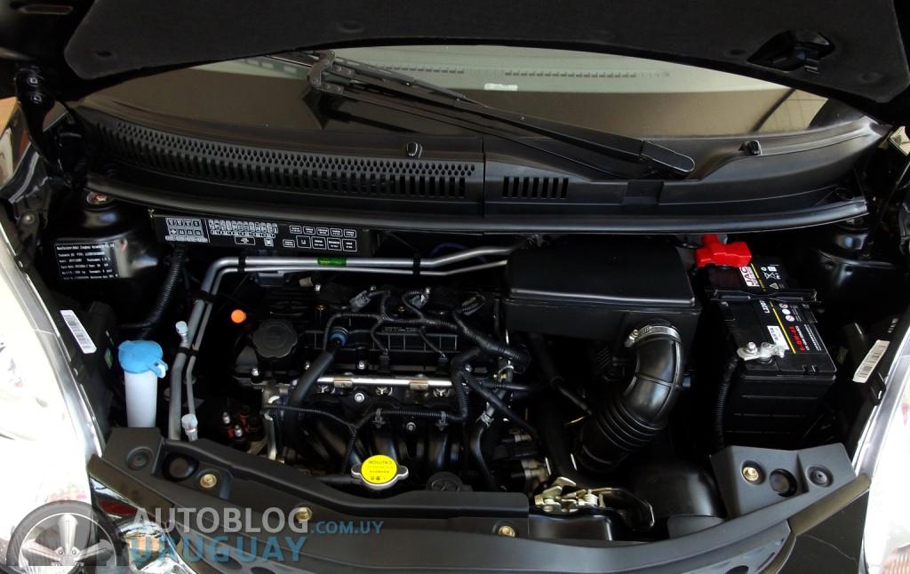 inyección multipunto, con tecnología Mitsubishi según declara JAC
