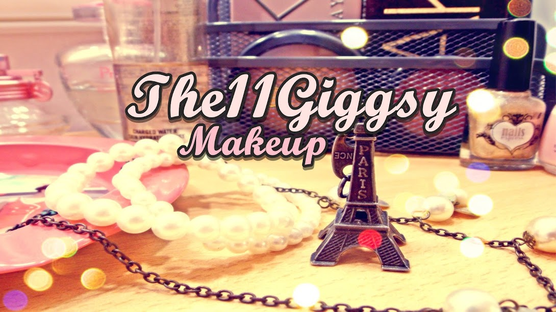 The11Giggsy MAKEUP