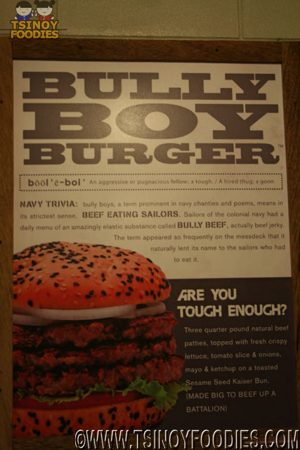 bully boy burger