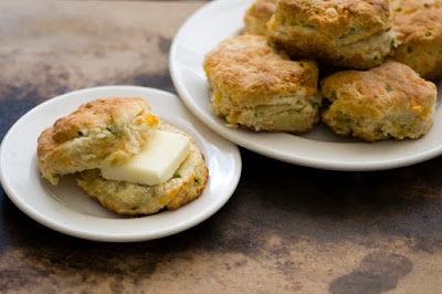 Jalapeño cheddar biscuits | Homesick Texan