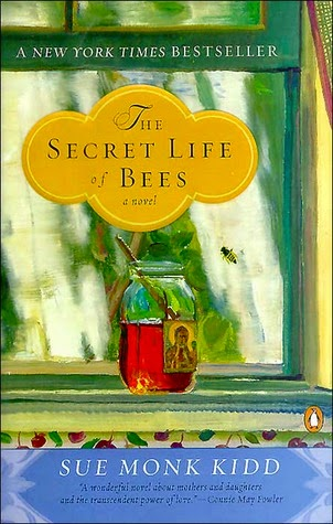 http://www.amazon.com/Secret-Life-Bees-Monk-Kidd/dp/0142001740/ref=sr_1_1?s=books&ie=UTF8&qid=1409955339&sr=1-1&keywords=the+secret+life+of+bees