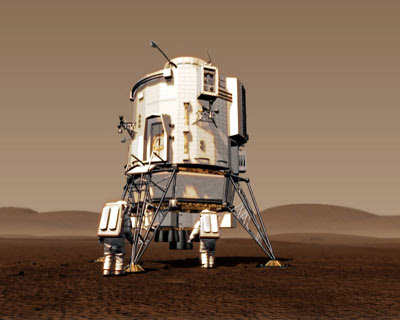 ESA Mars Lander