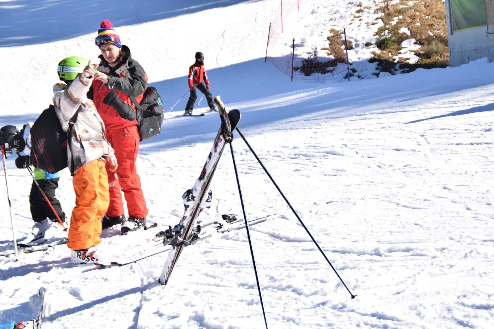 Ski Lessons At Bansko Ski Resort