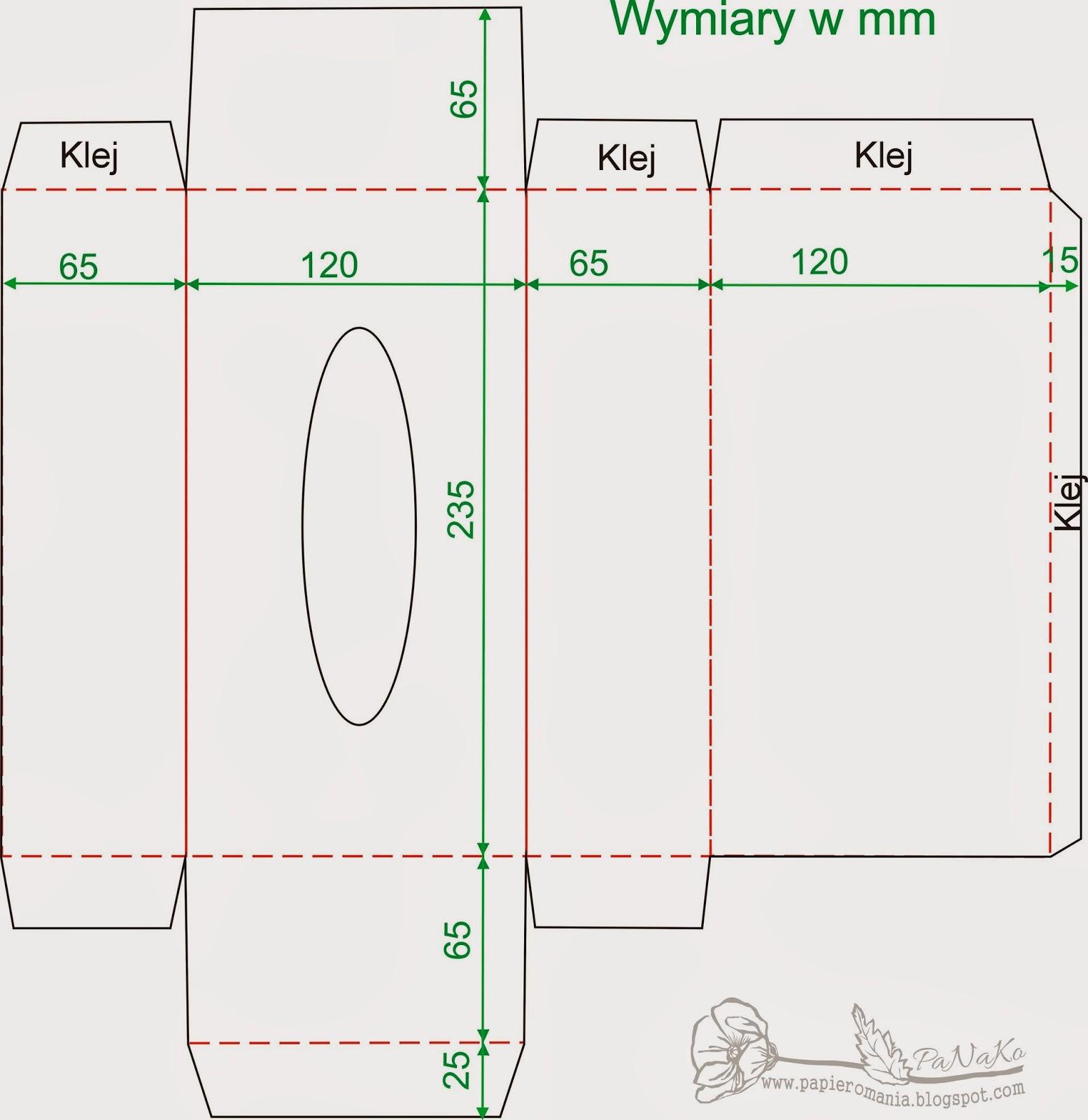 Как сделать квадратную коробку из картона 34