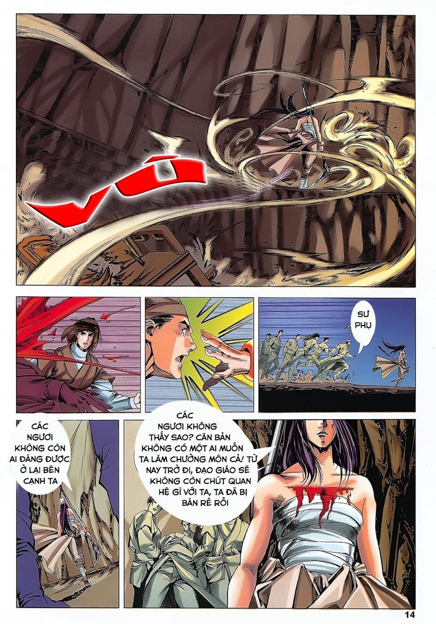 Lục Đạo Thiên Thư chap 33 - Trang 14