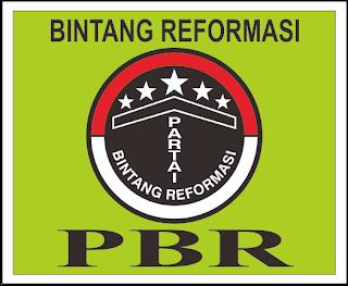Download Logo/ Lambang Partai Bintang Reformasi (PBR)