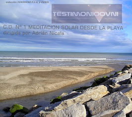 Meditación solar- C.D.  Dirigida por ADRIAN NICALA