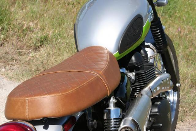 Triumph Scrambler Seat | Scrambler Seat | Triumph Scrambler Vintage Seat