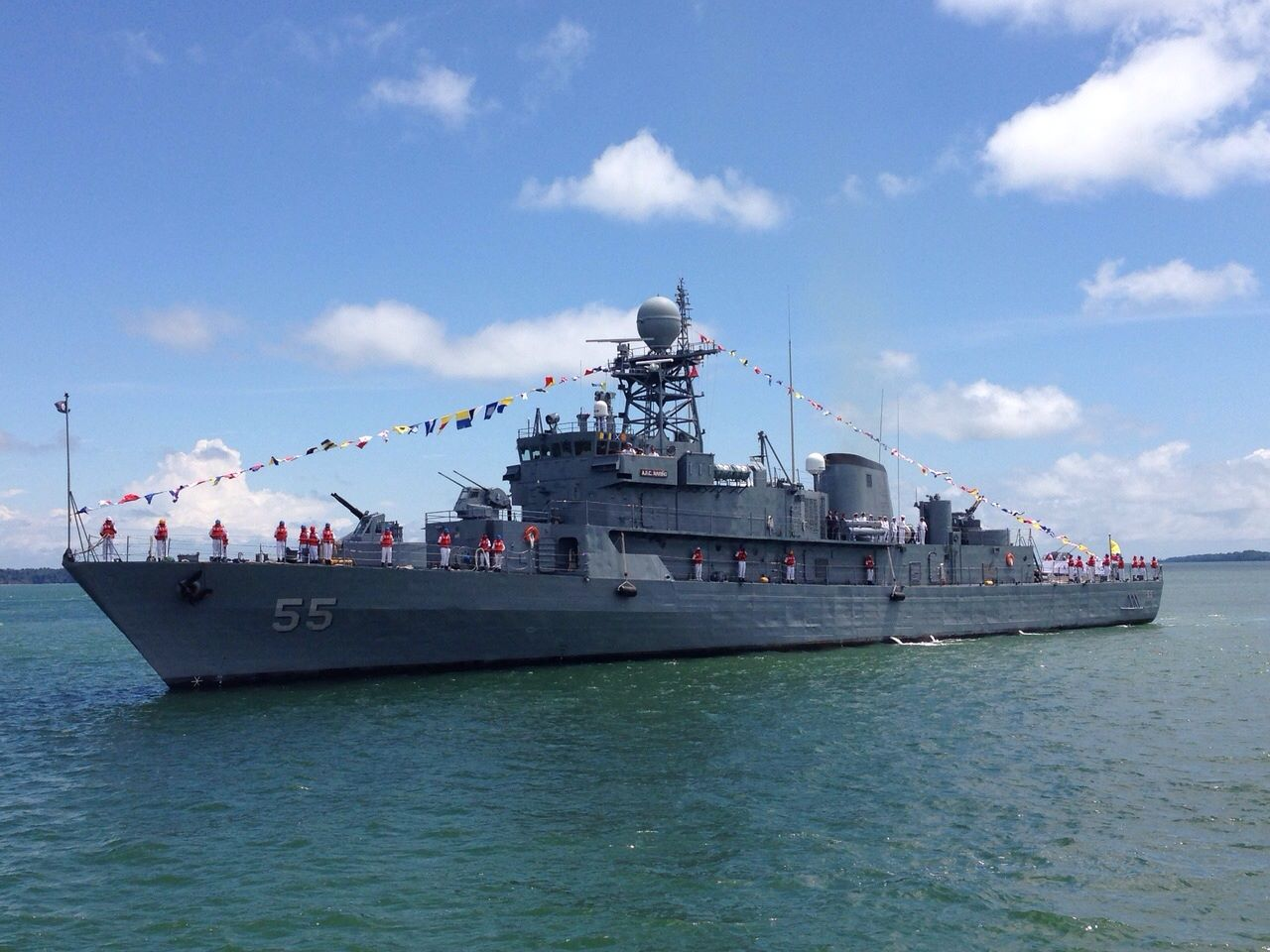 ARC Nariño Armada Colombia
