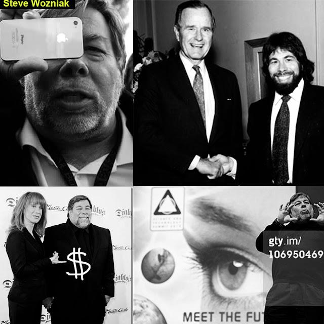 ¿Apple fué Fundada por Masones? Steve-wozniak-mason-illuminati