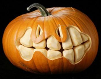 Avec pitchoun bouhh des citrouilles qui font peur - Citrouille halloween qui fait peur ...