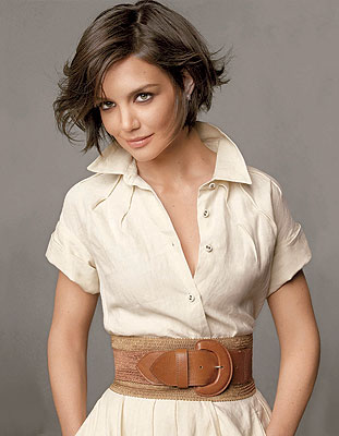 hairstyle katie holmes