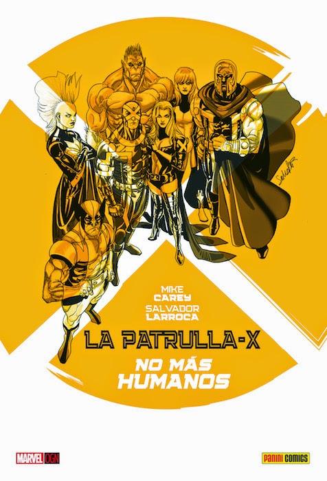 X Men - No Más Humanos