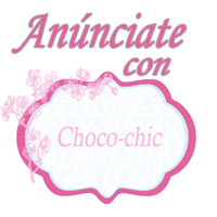 Publicidad anuncio Choco-chic
