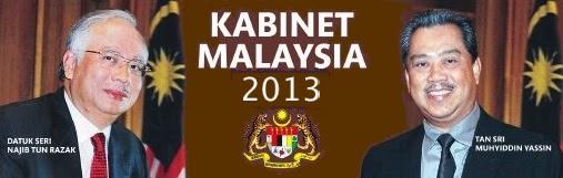 ... barisan Kabinet kerajaan Pusat yang dijangka diumumkan minggu ini