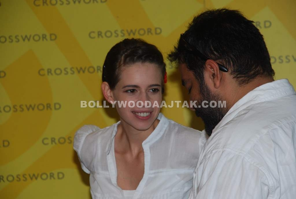 Kalki Koechlin at Chatura Rao Kashyap&#8217;s Book Launch
