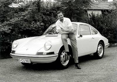 Death of Ferdinand Alexander Porsche
