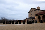 Thanks to Abbot Anderson and the Monks of Clear Creek Abbey, Oklahoma.