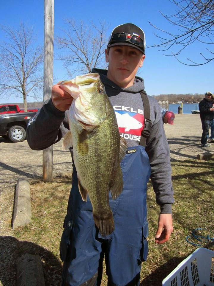 presleys outdoors icc open bass fishing tournament