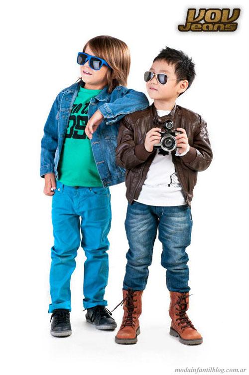 abrigos infantiles invierno 2013 vov jeans