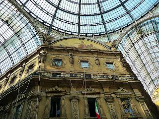 Milan's Galleria Vittorio Emanuele