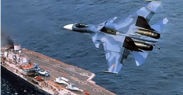 «Αερομαχίες» μεταξύ ΗΠΑ & Ρωσίας στο FIR Λευκωσίας! (video)