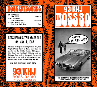 KHJ Boss 30 No. 95 - Birthday Firebird