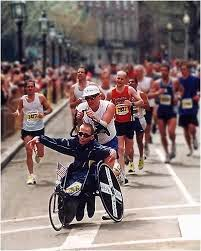 boston marathon, boston strong, boston, team hoyt, marathon runners