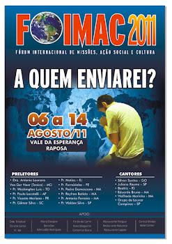 PR.FERREIRINHA NO FOIMAC 2011