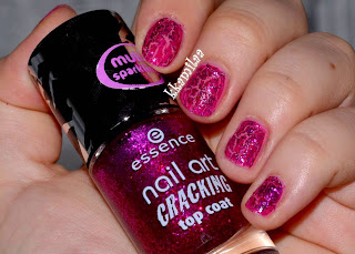 Essence Nail Art Cracking nr 06 - Crack Me! Pearly Pink