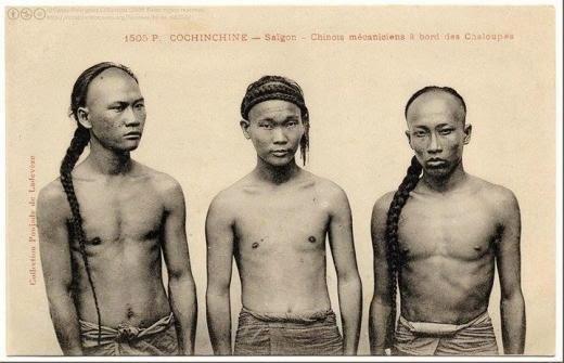 لن تصدق ما هي عقوبة من لا يحلق شعره هكذا في الصين قبل عام 1910 !!