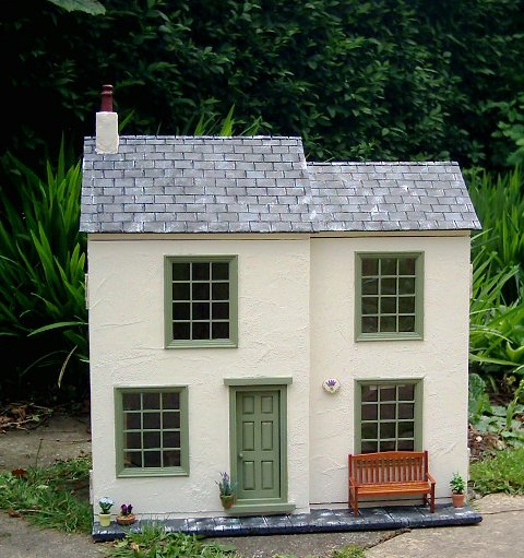 Lavender Cottage: Julie's Dolls House Blog: May 2011