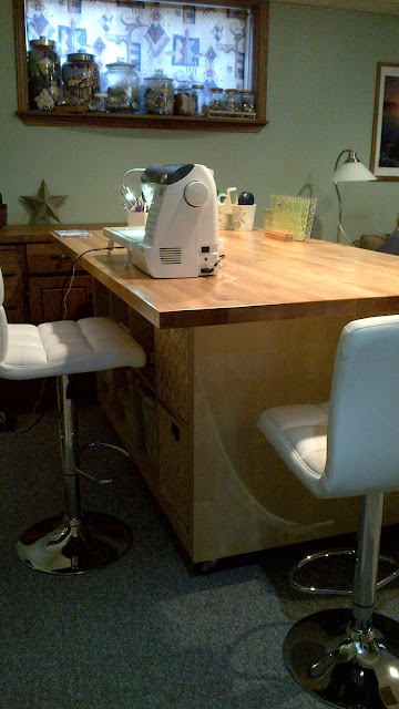 The Ultimate Quilting Table