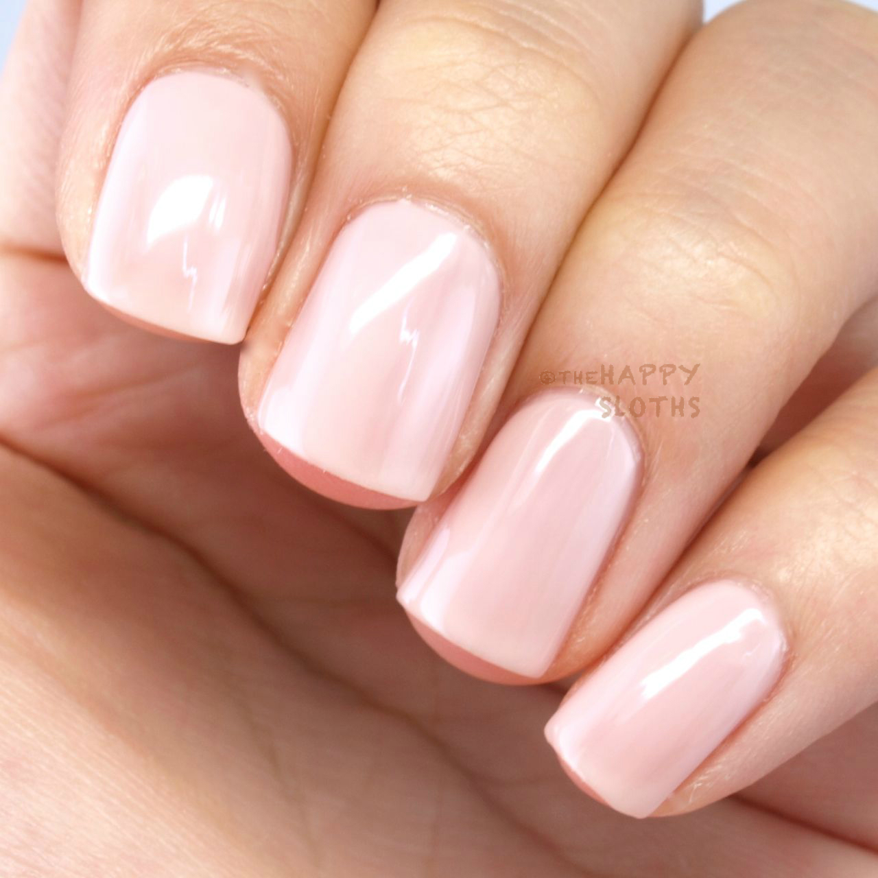 Opi Pink Shimmer Nail Polish: Pink Beige Silver Nude