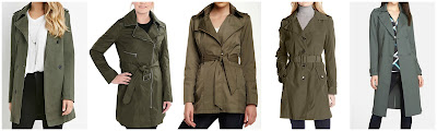 Forever 21 Double Breasted Trench Coat $29.90  Marc New York Rue City Rain Coat $41.77 (regular $149.95)  Vince Camuto Trench Coat $84.97 (regular $240.00)  Calvin Klein Single Breasted Classic Trench Coat $116.71 (regular $200.00)  Trouve Belted Trench Coat $148.00