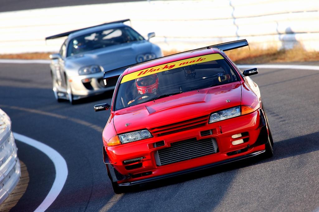 Toyota Supra A80 & Nissan Skyline R32