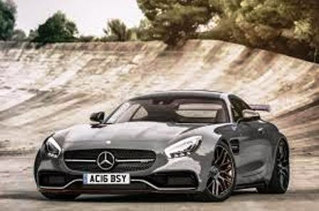 Mercedes AMG GT Black Series And GT3