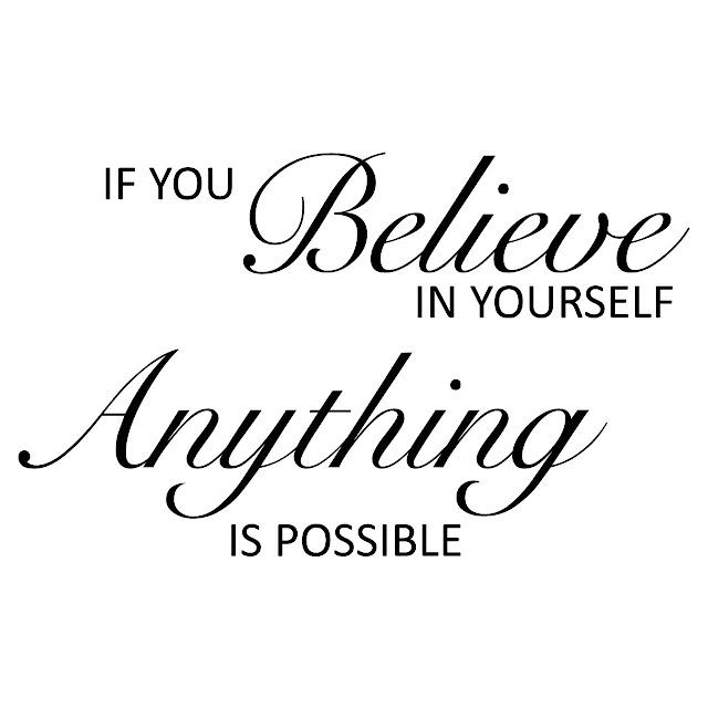 Повярвай в себе си