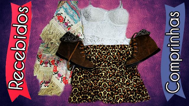 recebidos romwe, recebidos dresslily, recebidos lovelyshoes, kimono floral, saia de oncinha, cropped renda romwe