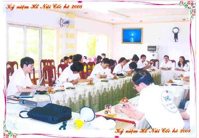 Tập huấn chuẩn mực Dịch sang tiếng Anh ở VHD