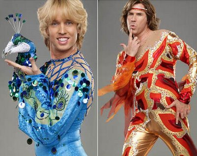 Is Jon Heder, the actor in Blades of Glory do really skates?
