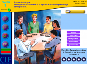 http://www.estudiodefrances.com/exercices/francophonie.html