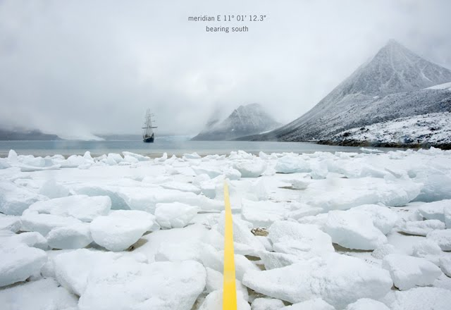 A Line in the Arctic, Marcelo Moscheta