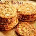 Coconut Oat Cookies Recipe